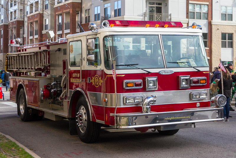 Picture of 1989 fire engine